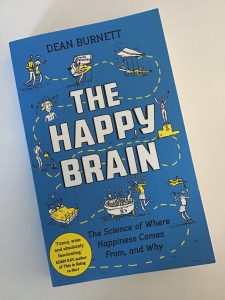 The Happy Brain book